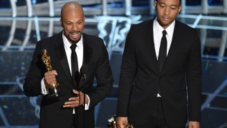 Common and John Legend rise above with a pair of moving Oscar acceptance speeches