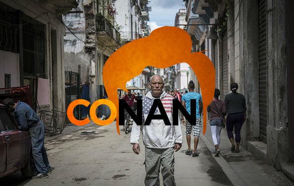 conan goes to cuba