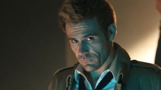Interview: 'Constantine' star Matt Ryan is 'very hopeful' about a Season 2