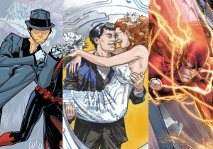 Exclusive: 5 DC Comics CONVERGENCE covers show all is not well in the multiverse