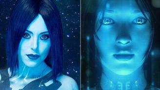 Cosplay Spotlight – Halo's Cortana by Nadya Sonika