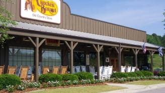 Cracker Barrel Banned An Anti-Gay Pastor From Holding An Event There, And People Are Impressed