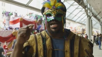 Craig Robinson Gives Us An Exclusive Look At The Glamorous 'Hot Tub Time Machine 2' Press Tour