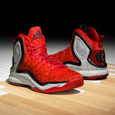 2adidas d rose 5 boost customize