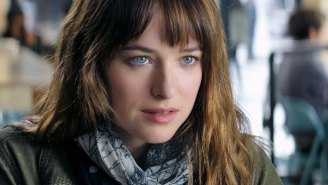 Box Office: 'Fifty Shades of Grey' has a huge drop but holds on to no. 1