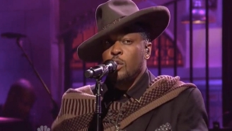 'Black Lives Matter': D'Angelo's Debut Performance On 'SNL' Was Powerful