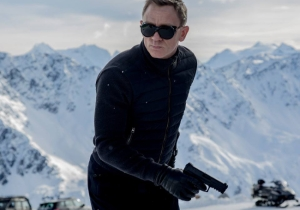 Go Behind The Scenes Of One Of The Biggest Action Sequences In 'SPECTRE'