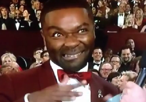 David Oyelowo is not impressed