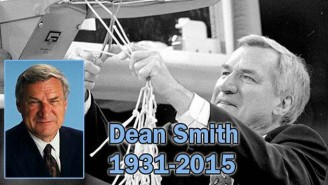 Legendary North Carolina Coach Dean Smith Has Died At The Age Of 83