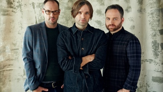 Death Cab For Cutie have 'No Room' in new song