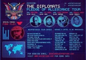 "Dipset Announces The ""Pledge Of Allegiance"" Tour & EP"
