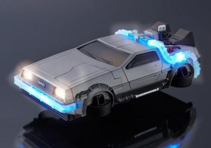 Check out this new 'Back to the Future' phone case, more geeky phone decor