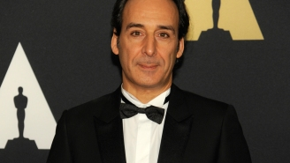 Alexandre Desplat on winning a Grammy and the lesson of masters like John Williams