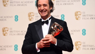 Alexandre Desplat and John Williams win Grammys for 'Grand Budapest,' 'Book Thief'