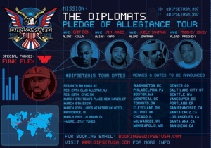 """Video: Dipset Performs """"Have My Money"""" & """"Do Something"""" In NYC"""