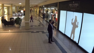 Disney Pranks Mall Shoppers In Most Adorable Way Ever