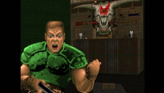 Some Sly Programmers Just Added Instagram Filters And A Selfie Stick To 'Doom'