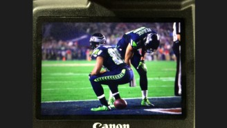 Doug Baldwin Finally Explains His Super Bowl Touchdown Pooping Celebration