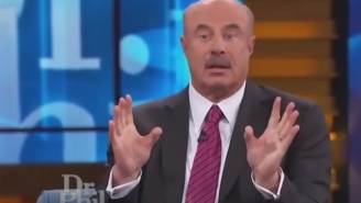 Dr. Phil's Show Is A Million Times Better When You Remove All Of The Dialogue