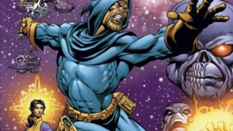 The Creator Of Thanos Is Getting His Own TV Series, 'Dreadstar'