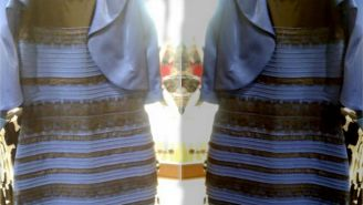 Is This Dress White And Gold Or Blue And Black? A Scientific Look.