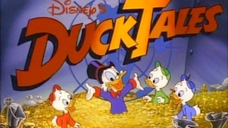 Disney Is Bringing Back 'DuckTales' With An Animated Reboot