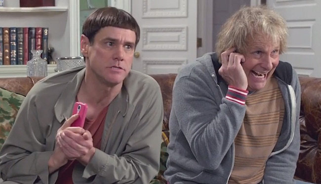 How Did Lloyd Christmas Get His Name In 'Dumb And Dumber'?