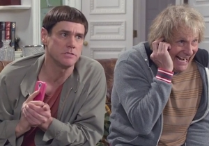 Here's How Lloyd Christmas and Harry Dunne Got Their Names For The 'Dumb And Dumber' Movies