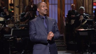 Seth Meyers Doesn't Think Norm Macdonald Should Have Told That Eddie Murphy Story From 'SNL 40'