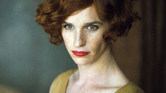 First Look: Eddie Redmayne goes from Oscar to 'The Danish Girl'