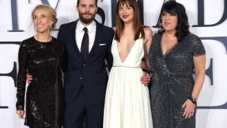 E.L. James Wants More Control Over The Script For 'Fifty Shades Darker'