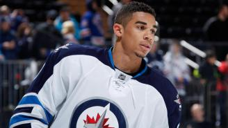 The Evander Kane Era Has Come To A Merciful End In Winnipeg As The Star Forward Has Been Traded To Buffalo