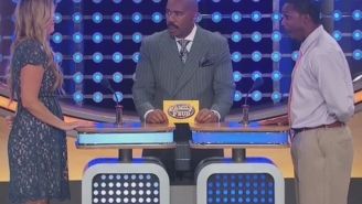 This 'Family Feud' Contestant Has Heard One Too Many Richard Gere Stories
