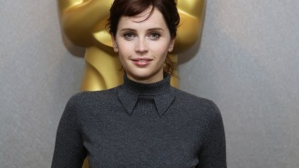 A New 'Star Wars' Spin-Off Will Star Felicity Jones (And Possibly Aaron Paul, Too)