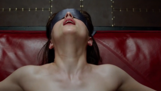Watch Lego People Practice BDSM In 'Fifty Shades Of Bricks' Trailer