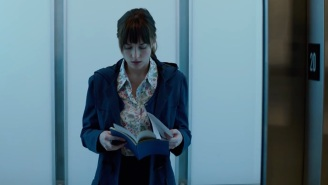 Forget The Sexy Stuff, Here's Every Painfully Mundane Moment In 'Fifty Shades Of Grey'