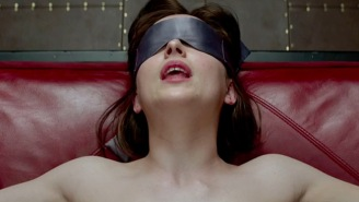 Dakota Johnson Sounds Like She's Done With 'Fifty Shades' Sex Scenes
