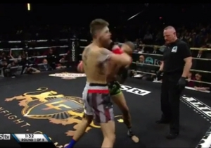 VIDEO: Things Got Pretty Insane During These Muay Thai Fights