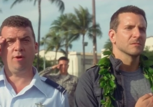 Watch The First Eight Minutes Of Emma Stone And Bradley Cooper's New Movie 'Aloha'