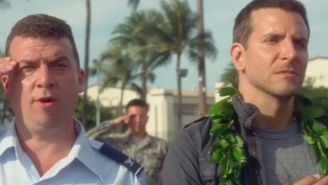 Which Beloved Actors Aren't In The First Trailer For Cameron Crowe's 'Aloha'?