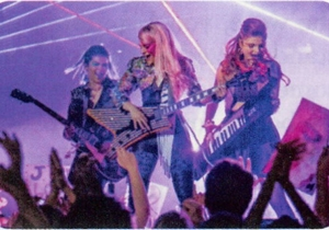 Want to see what 'Jem And The Holograms' look like in live-action?