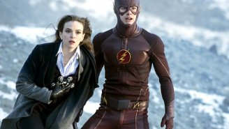 Let's Liveblog Tonight's Geeky TV: 'The Flash' Goes Nuclear, 'Agent Carter' Goes On The Lam