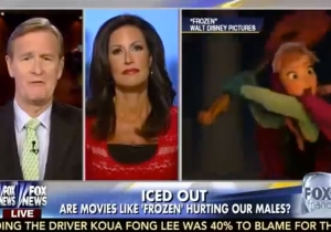 Outrage Watch: Disney's 'Frozen' is out to destroy men