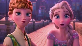 'Frozen Fever' trailer confirms Elsa is definitely some sort of snow god