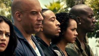 The 'Furious 7' Super Bowl Spot Is All Kinds Of Crazy