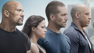 This Insane 'Furious 7' Behind-The-Scenes Video Shows How They Actually Dropped Cars From 12,000 Feet