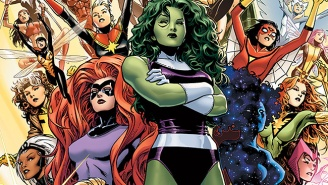 Marvel Is Launching 'A-Force,' An All-Female Version Of The Avengers
