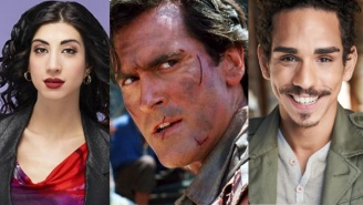 'Ash Vs. Evil Dead' Has Cast Bruce Campbell's Two Youthful Sidekicks
