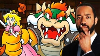 Wyatt Cenac Has A Theory That Blows The Mario-Peach-Bowser Relationship Wide Open