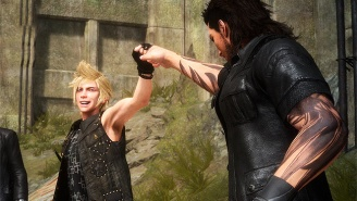 'Final Fantasy XV' Looks Breathtaking And Brotastic in 40 Minutes Of New Gameplay Footage